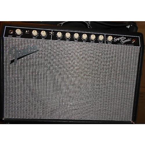 Fender Super Sonic 22 Tube Guitar Combo Amp-thumbnail