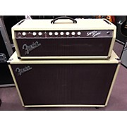 Fender Super Sonic 60 2x12 Cab And Head Combo Guitar Stack