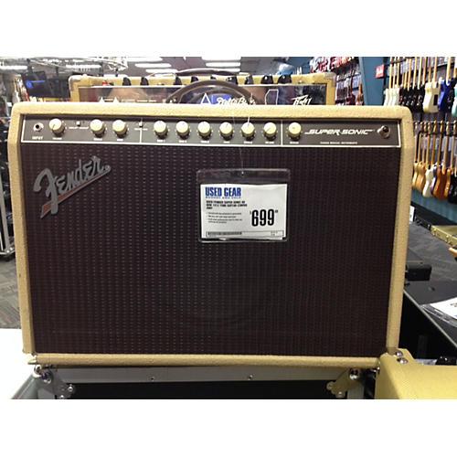 Fender Super Sonic 60 60W 1x12 Tube Guitar Combo Amp