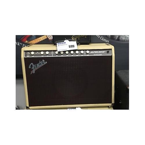 Fender Super Sonic 60 60W 1x12 Tube Guitar Combo Amp-thumbnail