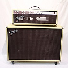 Fender Super Sonic 60 60W With Matching 212 Cabinet Guitar Stack