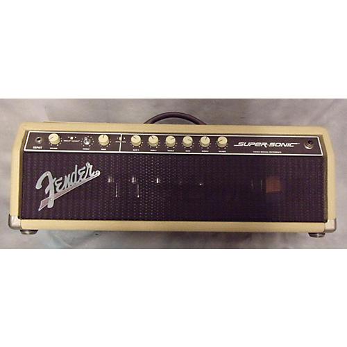 Fender Super Sonic 60W Tube Guitar Amp Head-thumbnail