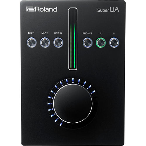 Roland Super UA Audiophile-Grade Interface for MAC and PC-thumbnail