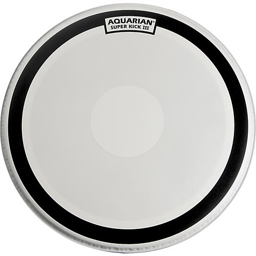 Aquarian Super-kick III Bass Drumhead 18 in.