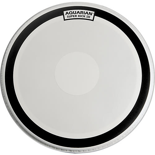 Aquarian Super-kick III Bass Drumhead-thumbnail