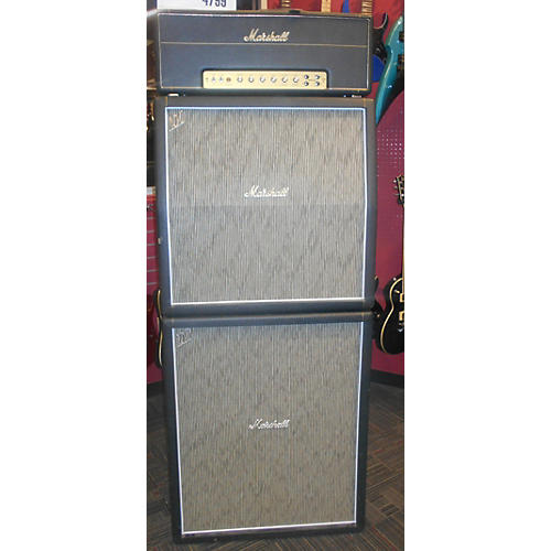 Marshall Super100JH Jimi Hendrix 100W Hand Wired Stack Guitar Stack-thumbnail