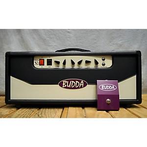 Pre-owned Budda SuperDrive V-Series 20 Watt Tube Guitar Amp Head by Budda