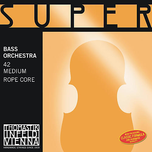 Thomastik Superflexible 4/4 Size Double Bass Strings