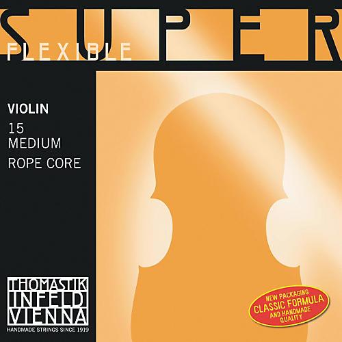 Thomastik Superflexible 4/4 Size Violin Strings-thumbnail