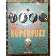 Voodoo Lab Superfuzz Effect Pedal