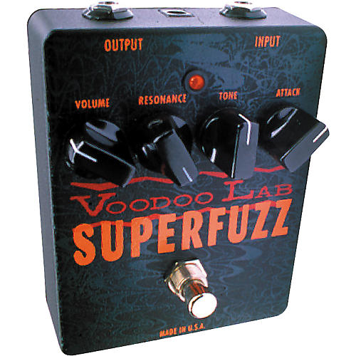 Voodoo Lab Superfuzz Pedal-thumbnail