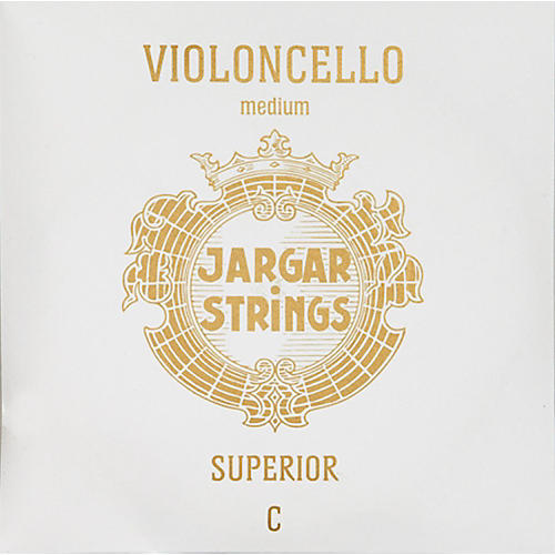 Jargar Superior Series Synthetic Core Cello C String-thumbnail
