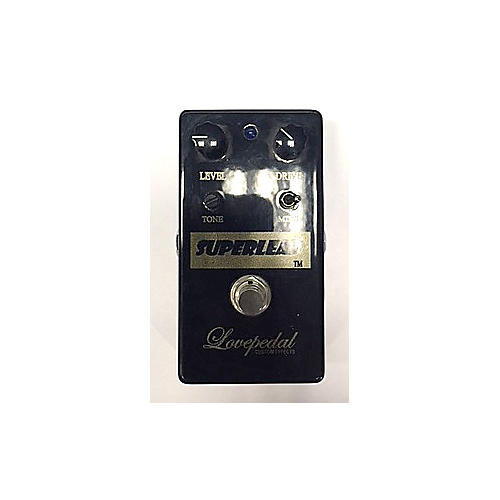 Lovepedal Superlead Distortion Effect Pedal-thumbnail