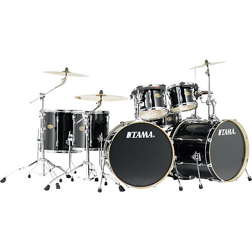 Tama Superstar 7-Piece Double Bass Shell Pack-thumbnail