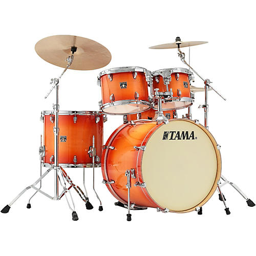 Tama Superstar Classic 5-Piece Shell Pack with 22 in. Bass Drum-thumbnail