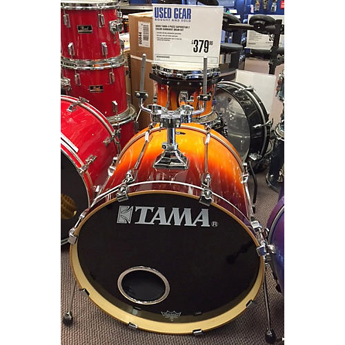 Tama Superstar Drum Kit-thumbnail