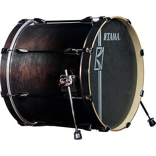 Tama Superstar Hyper-Drive SL Bass Drum with Black Nickel Hardware-thumbnail