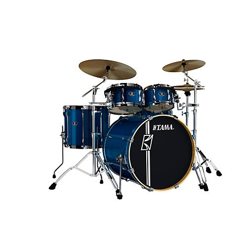 Tama Superstar Hyper-Drive Wrap 5-Piece Shell Pack-thumbnail