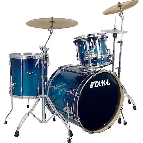 Tama Superstar SL42 Custom 4 Piece Drum Set with Hardware-thumbnail
