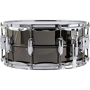Ludwig Supraphonic Black Beauty Snare Drum