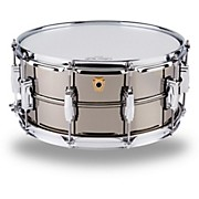 Supraphonic Black Beauty Snare Drum 6.5x14