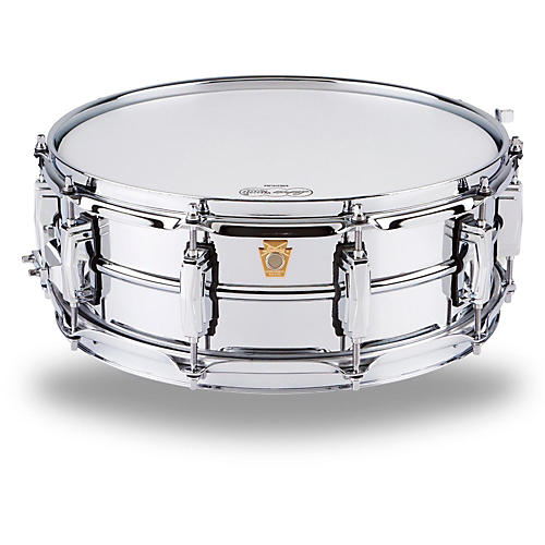 Ludwig Supraphonic Snare Drum Chrome 14 x 5 in.