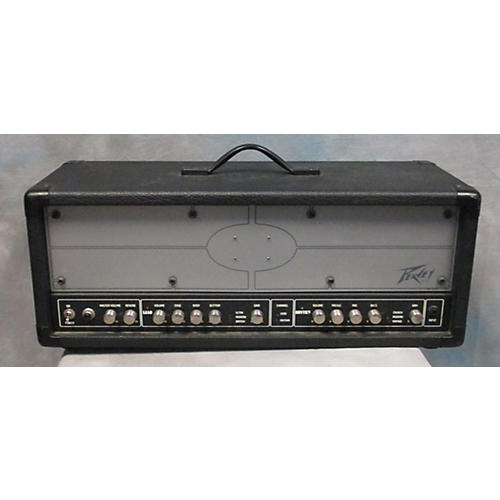 Peavey Supreme Solid State Guitar Amp Head-thumbnail