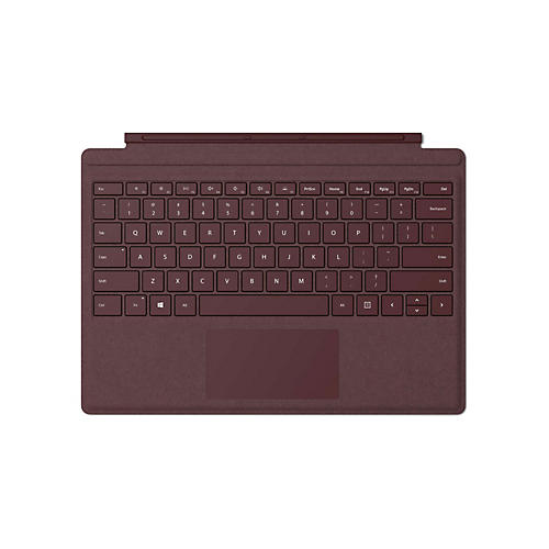 Microsoft Surface Pro Signature Type Cover, Burgundy