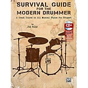 Survival Guide for the Modern Drummer Book & CD