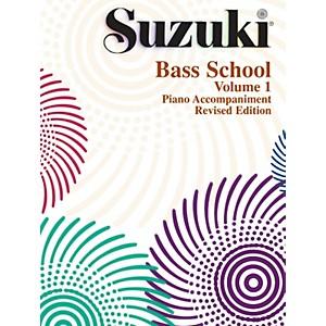 Alfred Suzuki Bass School Piano Accompaniments by Alfred