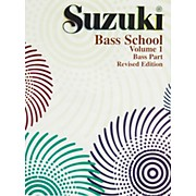 Alfred Suzuki Bass School Volume 1 (Book)
