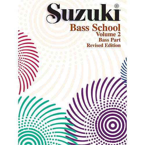 Alfred Suzuki Bass School Volume 2 (Book)