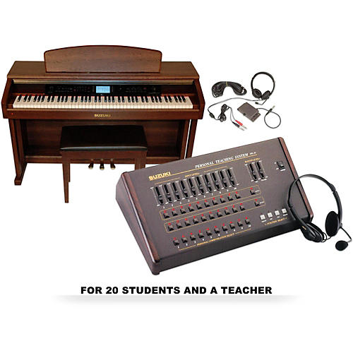 Suzuki Suzuki CTP-88 Innovation Piano Lab for 20 students and 1 teacher