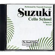 Alfred Suzuki Cello School CD, Volume 6