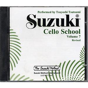 Alfred Suzuki Cello School CD, Volume 7 by Alfred