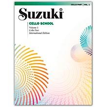 Alfred Suzuki Cello School Cello Part, Volume 1