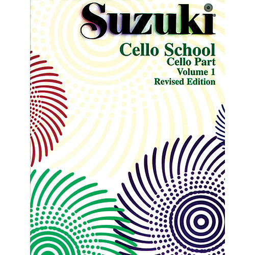 Alfred Suzuki Cello School Cello Part, Volume 1