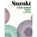 Alfred Suzuki Cello School Volume 7 (Book)-thumbnail