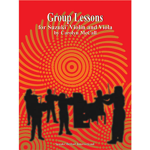 Alfred Suzuki Group Lessons for Violin and Viola Book-thumbnail