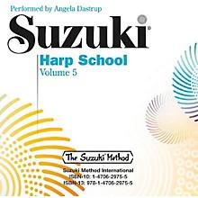 Suzuki Suzuki Harp School, Volume 5 CD