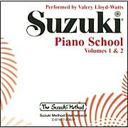 Suzuki Suzuki Piano School CD Volume 1 & 2