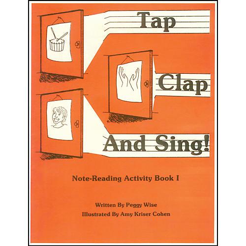 Summy-Birchard Suzuki Tap, Clap and Sing!