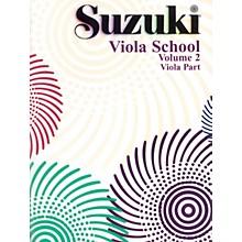 Alfred Suzuki Viola School Volume 2 (Book)