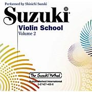 Alfred Suzuki Violin School CD, Volume 2