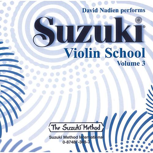 Alfred Suzuki Violin School Compact Discs-thumbnail