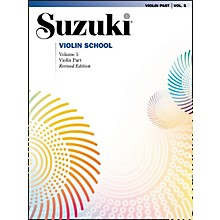 Alfred Suzuki Violin School Volume 5 Revised (Book)
