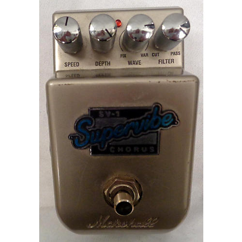 Marshall Sv1 Effect Pedal