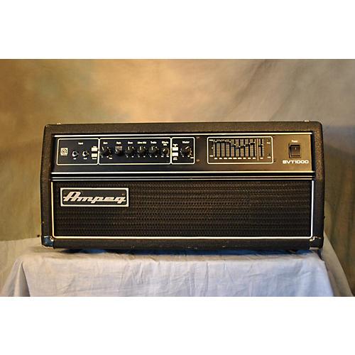 Ampeg Svt 1000 Bass Amp Head-thumbnail