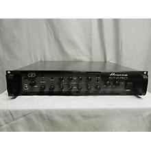 Ampeg Svt-6 Pro Tube Bass Amp Head
