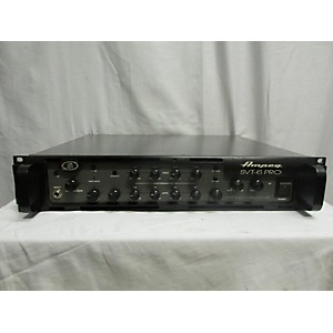 Pre-owned Ampeg Svt-6 Pro Tube Bass Amp Head by Ampeg